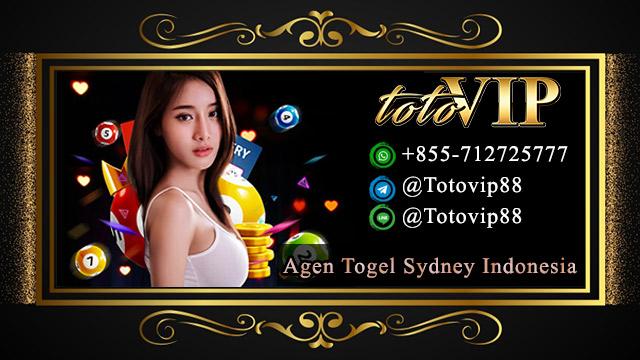 Agen Togel Sydney Indonesia