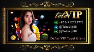 Daftar VIP Togel Gratis